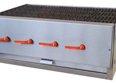 GC302L 4 BURNER CHARCOAL GRILLER T:MODEL