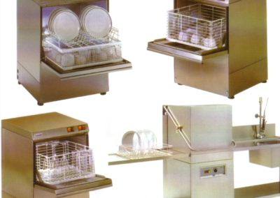 GLASS AND DISHWASHERS