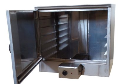SC601S PROVING CABINET PROVER PROOF