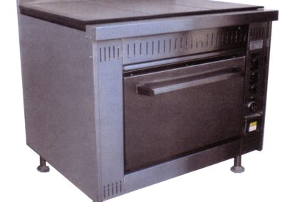 SC611 COOKING RANGE ELECTRIC SOLID PALTE