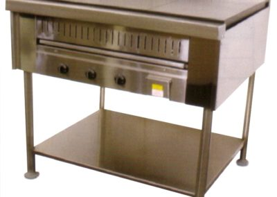 SC612S ELECTRIC BOILING TABLE
